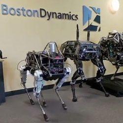Boston Dynamics - Robot spot