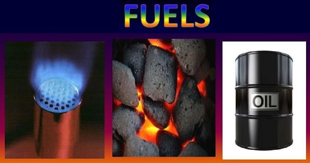 Fuel properties