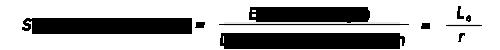 slenderness ratio formula