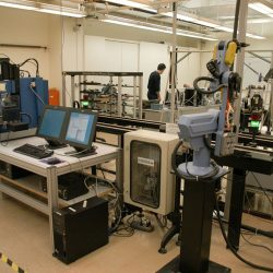 Computer Integrated Manufacturing Lab