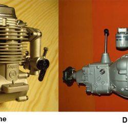 Petrol and Diesel engines