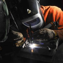 Gas welding safety recommendations