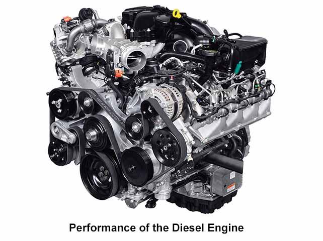 Diesel Engine performance