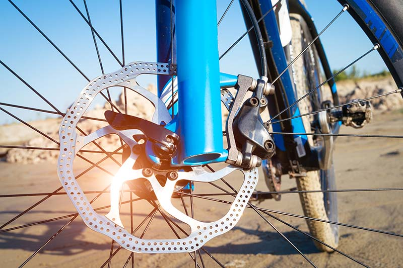 disc brake features