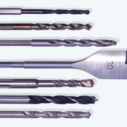 Drill bits made of High Speed Steels material
