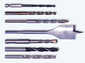 Drill bits made of High Speed Steels