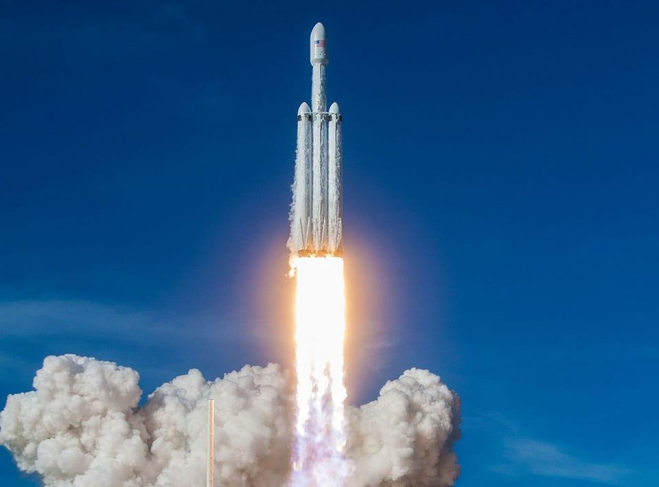 rocket propellant combustion