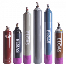 Shielding Gas Cylinder