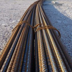 High Yield Strength Deformed steel bars